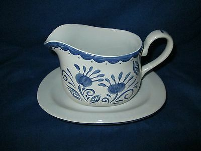 Corelle Mediterranean GRAVY BOAT w/Underplate *have more pieces to this set