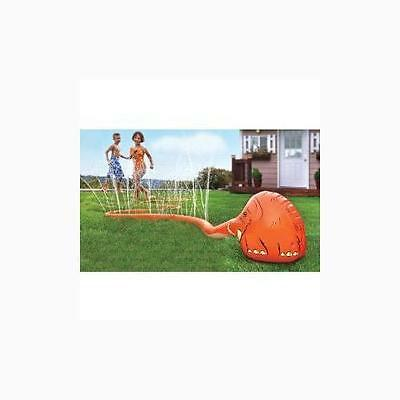 Discovery Kids Mammoth Sprinkler Inflatable Water Yard Toy