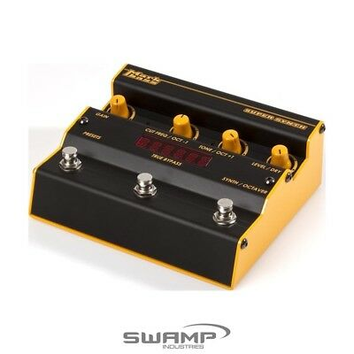 markbass super synth bass guitar synthesizer octave pedal power supply picclick uk. Black Bedroom Furniture Sets. Home Design Ideas