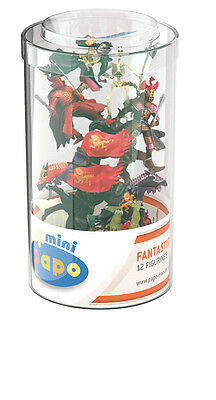 New Papo Mini Tub Fantasy Figures Including Ghouls & Mythical Creatures P33013
