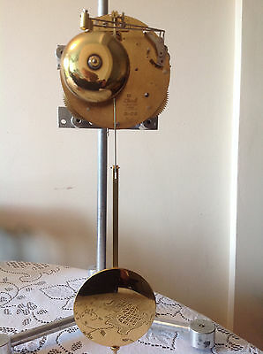 5 New Hermle German Mechanical Striking Clock Movements