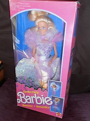 Garden Party Barbie - NRFB - 1988