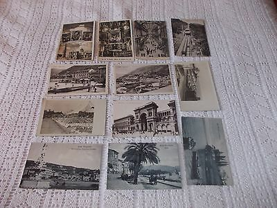 12 Unused WWII 1940s Postcards of Italy - Lot 5