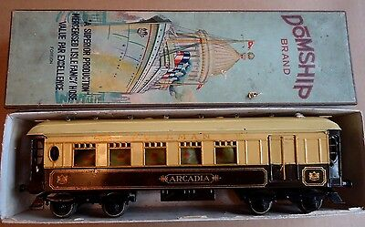 1928-1931 Hornby Series O gauge No.2 Special Pullman Coach 'Arcadia' (Excellent)