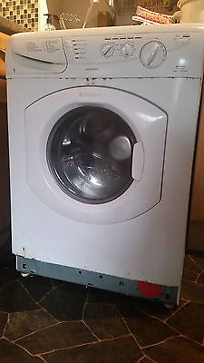 Hotpoint Aquarius WD440 1400 Spin Washer/drier