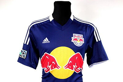 Rare Shirt Adidas New York Bulls Mls 2013/14 Away  Jersey Size (M)