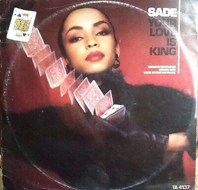 Sade / Your Love Is King 12inch