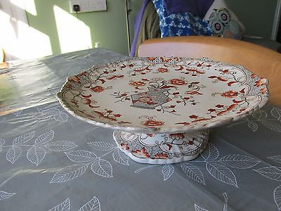 Poonah Cake Table Serving Plate