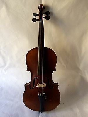 Vintage old Antique Hungarian Violin 1910s
