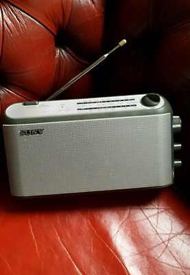 Sony Icf-703L 3 Band Receiver Portable Am/ Fm Radio