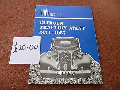 TRACTION AVANT book