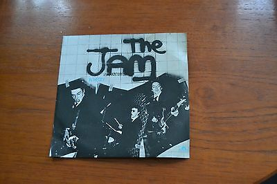 """The Jam - In The City  45rpm 7"""" single Rock - Mod - New Wave"""