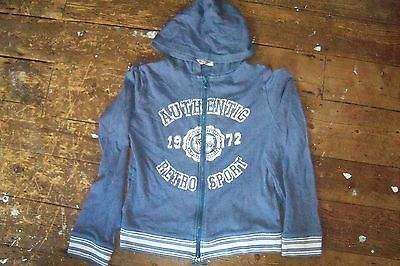 Sophie Hoody 14yrs. Mid  Blue. In Excellent Condition