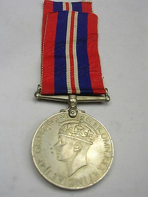 Original British WW2 War Medal 1939-45