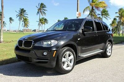 2008 BMW X5 3.0si Sport Utility 4-Door 2008 BMW X5 1 Owner,Prem,Tech,Cold PKG,SAT Radio,Running Boards,Clean CARFAX