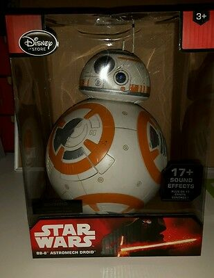 Star Wars BB -8 The Force Awakens Talking And Moving Droid 17 Phrases
