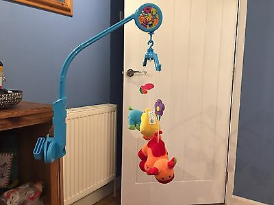 Baby Cot Wind Up Musical Mobile
