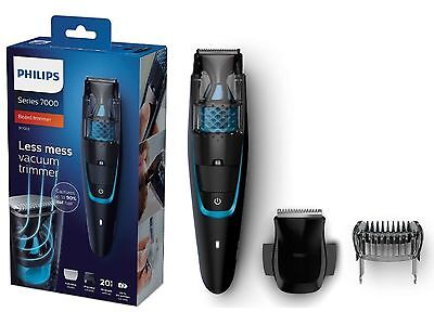 Philips BT7202/13 Series 7000 Vacuum Beard and Stubble Cordless Trimmer Shaver