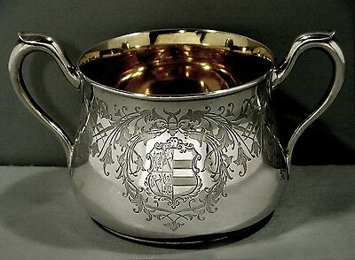 English Sterling Bowl   1875        HUNT & ROSKELL   PAUL STORR