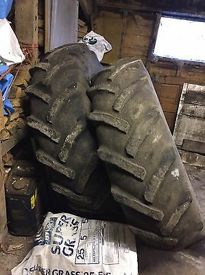 Dunlop Field master 16.9/14-30 Fit Fordson