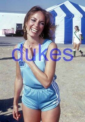 the DUKES OF HAZZARD #805,CATHERINE BACH,candid photo