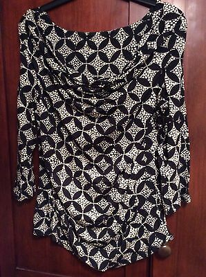 Maternity Top Size 12 New