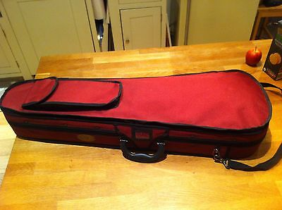 Stentor Student II 3/4 size violin and case