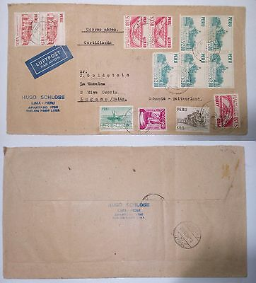 Federation Of Malaya Perak 19.6.64  Stamped Cover Air Mail To England