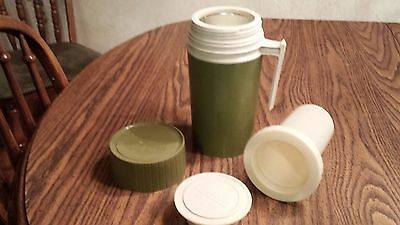 Thermos King Seeley Model 7202 Hot Cold Complete