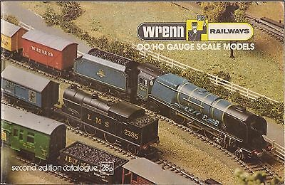 Wrenn Railways 2nd Edition Catalogue in very good condition