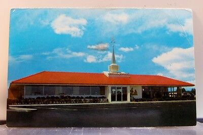 Ad Howard Johnson's Highway Host Postcard Old Vintage Card View Standard Post PC