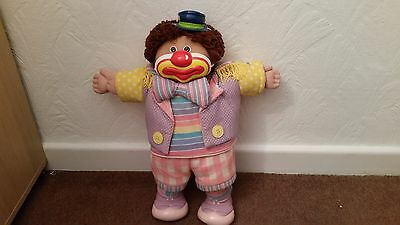 Vintage Cabbage Patch Doll Clown