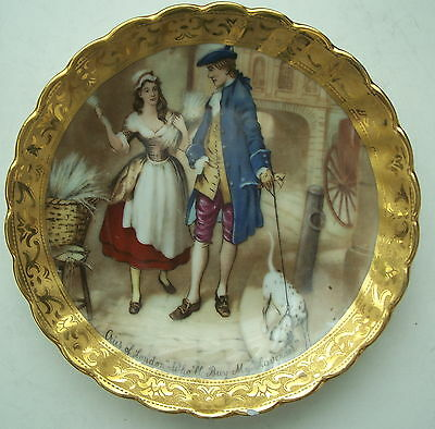 Limoges, France Small Decorative Plate
