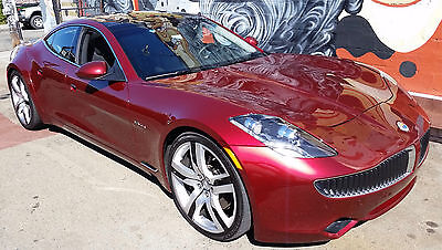 2012 Other Makes Karma EcoSport Sedan 4-Door 2012 Fisker Karma ES 6400 miles - One owner- Just serviced. The best available!