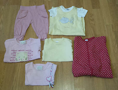 Girl's Next 7 Item Bundle Baby 3 - 6 Months Excellent Condition