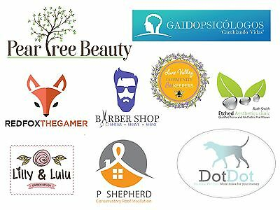 Logo design - Vector with Unlimited revisions