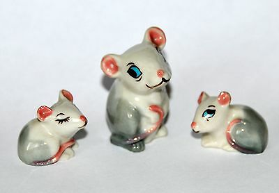 Wade Mother Mouse and Two Babies