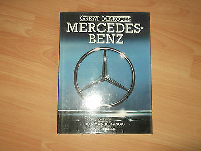 MERCEDES-BENZ Great Marques Book FREE UK POSTAGE
