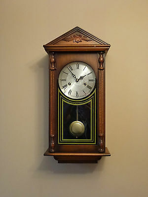 Vintage 31day Modern Wall Clock.