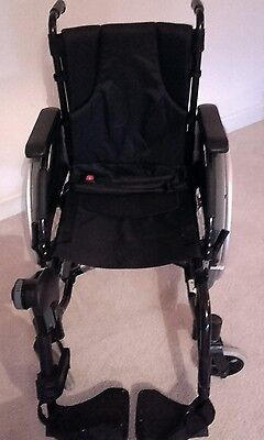 Invacare Action 3 NG Self-Propelled Wheelchair