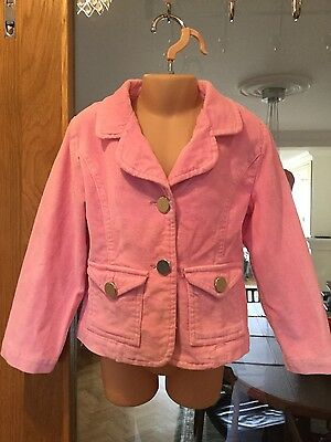 girls jacket aged 5 to 6