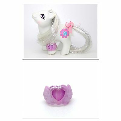 ⭐️ My Little Pony ⭐️ G1 Euro Baby Diamond's Ring (Missing Gem) Accessory ONLY!