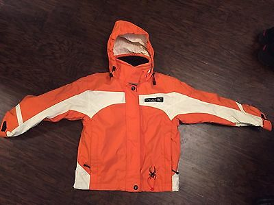 SPYDER Ski Jacket - Boys 8