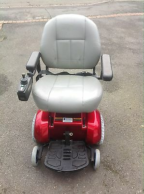 Pride Mobility Jet 3 Electric Wheelchair
