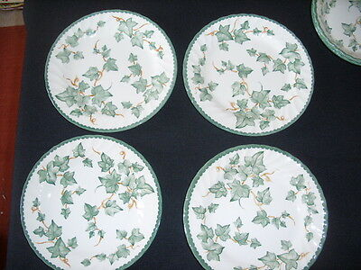 Bhs Country Vine Side Plates X 2  Vgc.