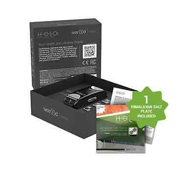 Helo is the most advanced wearable that monitors your health 24X7 RRP$430AUD