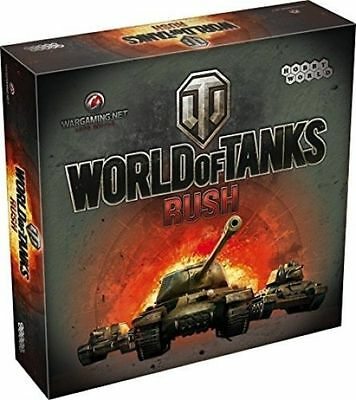 World Of Tanks Rush Card Game - Brand new and sealed! BONUS CODE INCLUDED!