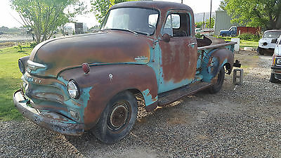 1954 Chevrolet Other Pickups  1954 Chevrolet 3100 Shortbed patina truck. NO RESERVE