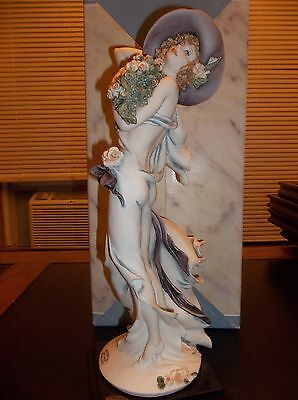 Armani Playful Breeze Figurine1654C SIGNED In Box Member Only NEW