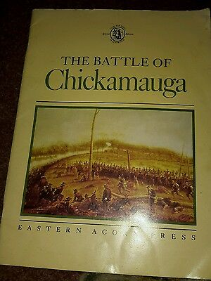 the battle of Chickamauga  book by Eastern Acorn Press